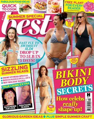 Best Summer Special digital cover