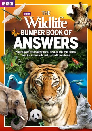 BBC Wildlife Bumper Book of Answers digital subscription