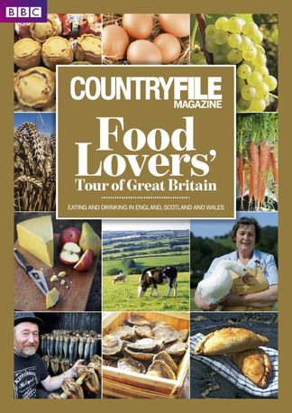 BBC Countryfile Magazine presents The Food Lovers' digital cover