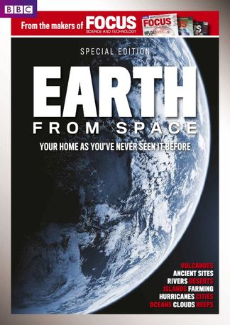BBC Focus Magazine present Earth from Space digital subscription