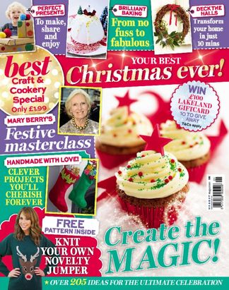Best craft & cookery special 2014 digital cover