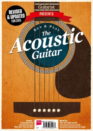Buy And Play The Acoustic Guitar digital subscription