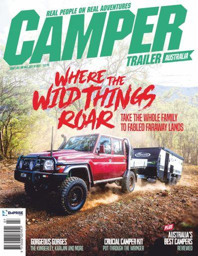 Camper Trailer Australia digital subscription