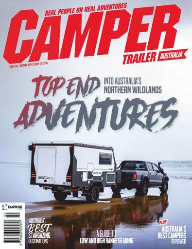 Camper Trailer Australia digital cover
