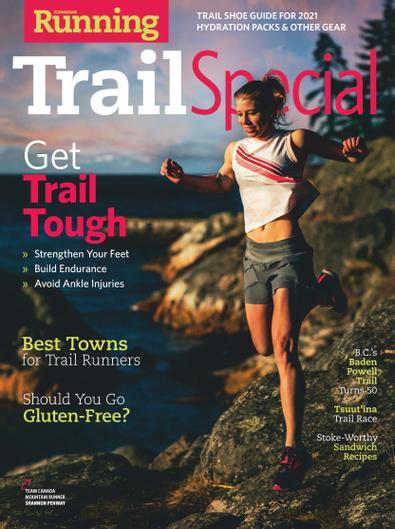 Canadian Running digital cover
