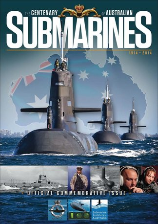 Centenary of Australian Submarines digital cover