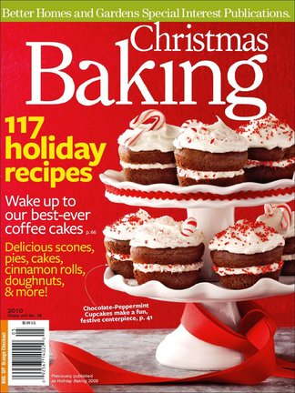 Christmas Baking digital cover