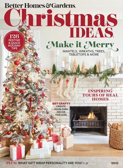 Christmas Ideas digital cover