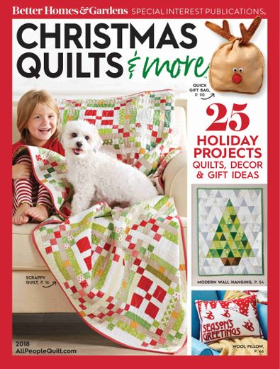 Christmas Quilts & More digital cover