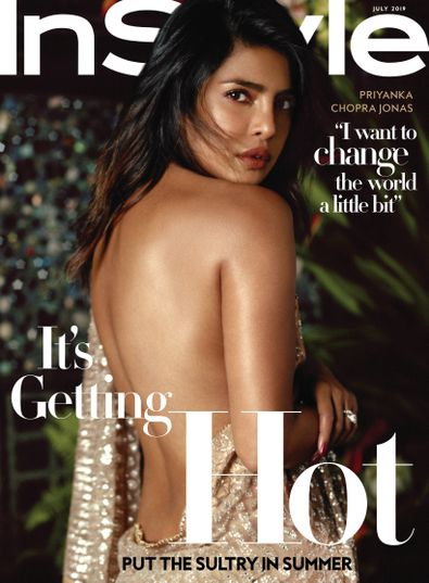 InStyle digital cover