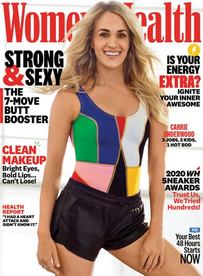 Women's Health digital cover