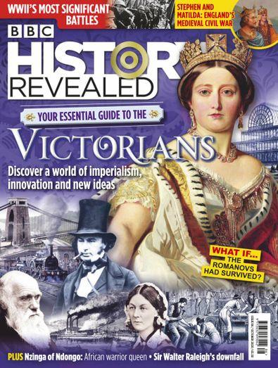 History Revealed digital cover