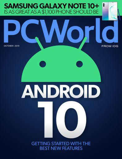 PCWorld digital cover