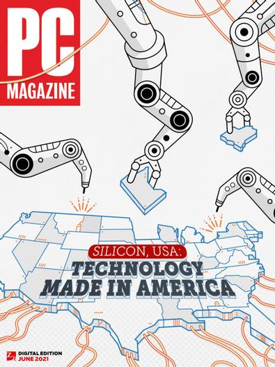 PC Magazine digital cover