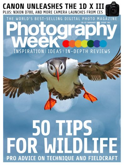 Photography Week digital cover