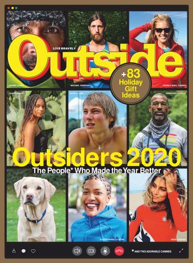 Outside digital cover