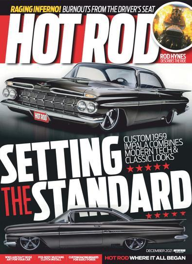 Hot Rod digital cover