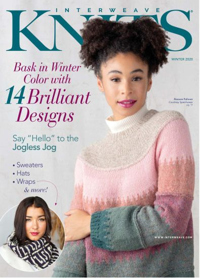 Interweave Knits digital cover