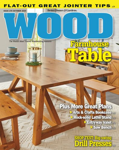 WOOD Magazine digital cover