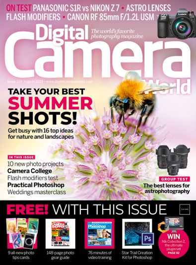Digital Camera World cover