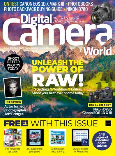 Digital Camera World cover