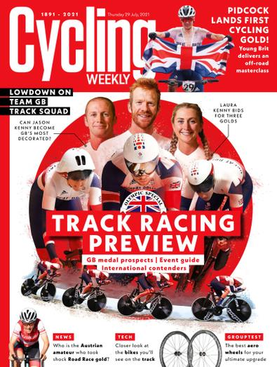 Cycling Weekly digital cover