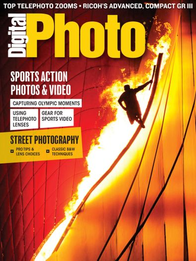 Digital Photo cover