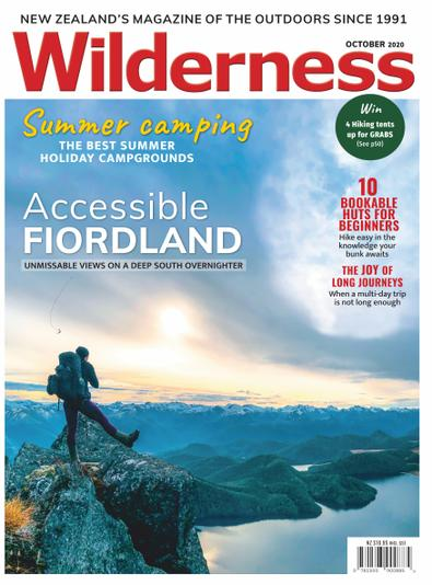 Wilderness digital cover