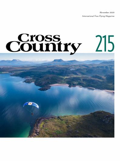 Cross Country digital cover