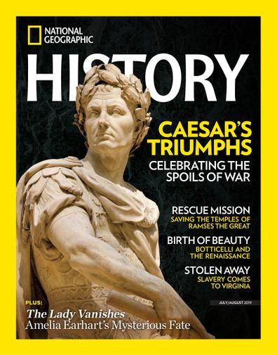 National Geographic History digital cover