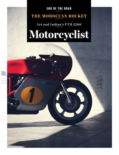 Motorcyclist digital cover