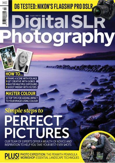Digital SLR Photography cover