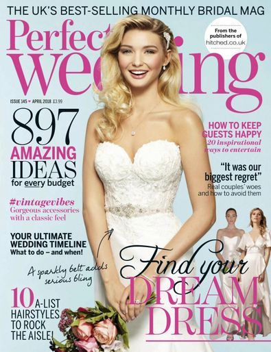 Perfect Wedding digital cover