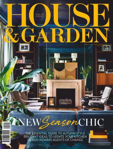 Condé Nast House & Garden digital cover