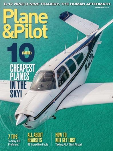 Plane & Pilot digital cover