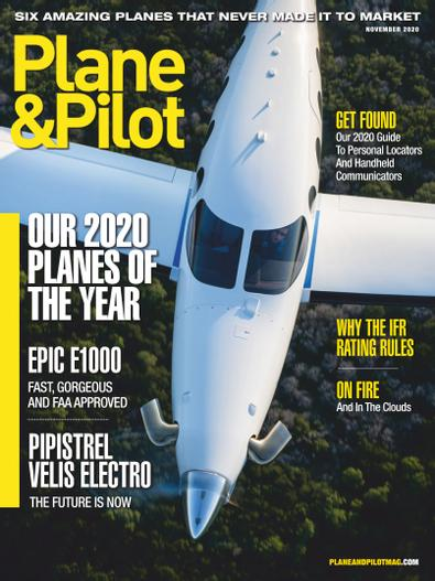 Plane & Pilot digital cover