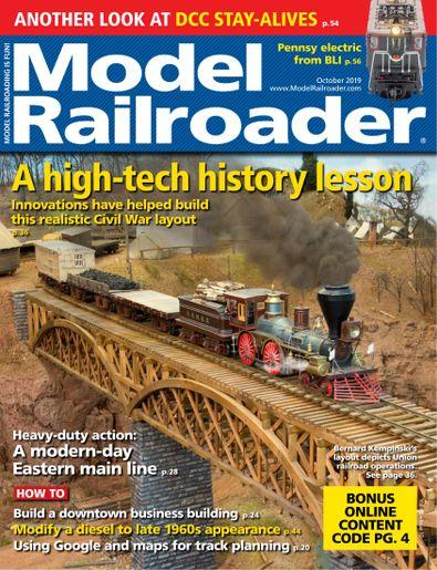 Model Railroader digital cover