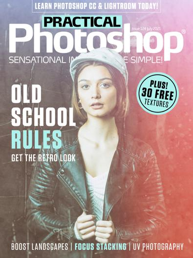 Practical Photoshop digital cover