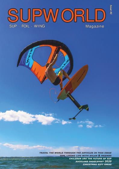 SUPWorld digital cover