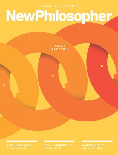 New Philosopher digital cover