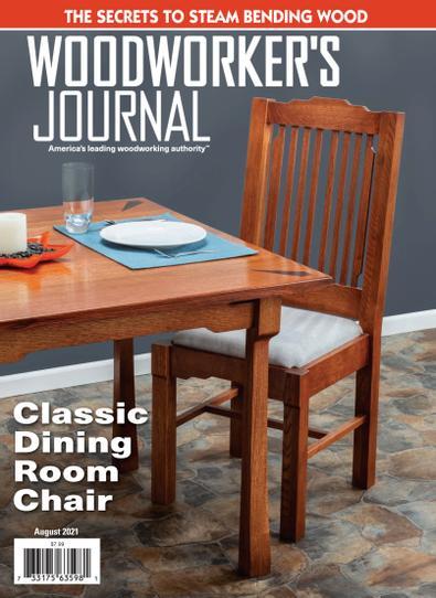 Woodworker's Journal digital cover
