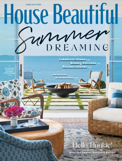 House Beautiful digital cover