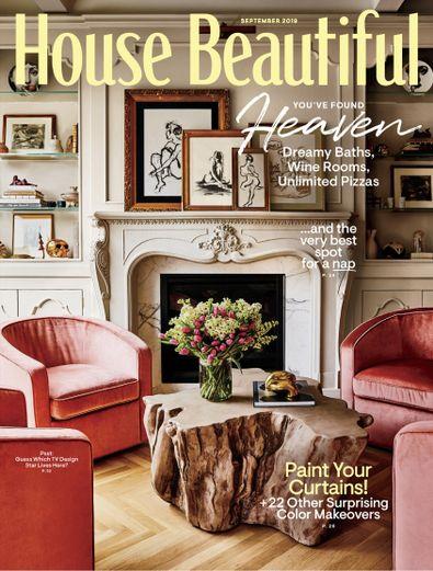 House Beautiful digital cover
