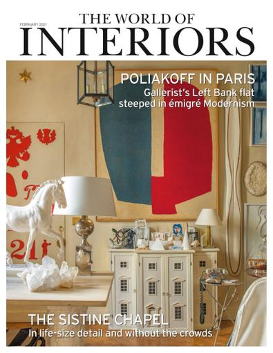The World of Interiors digital cover