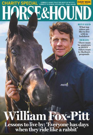 Horse & Hound digital cover