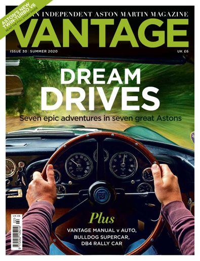 Vantage digital cover