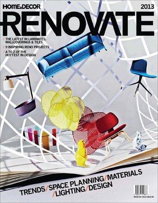 Home & Decor : Renovate digital cover