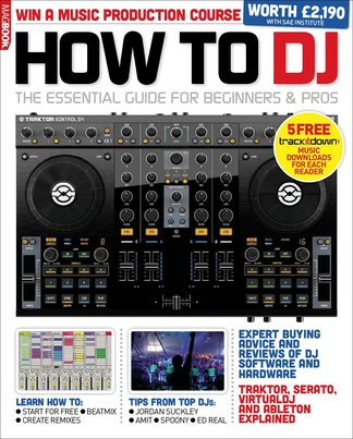 How to DJ digital cover