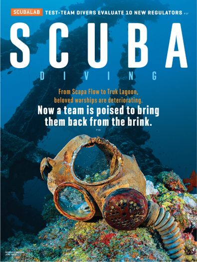Scuba Diving digital cover