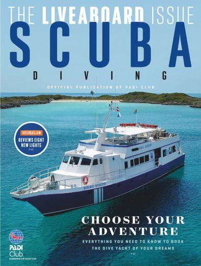 Scuba Diving digital cover